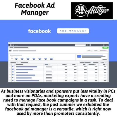 Meet the best facebook ad manager in india